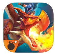 Dragons of Atlantis 4800 Rubies